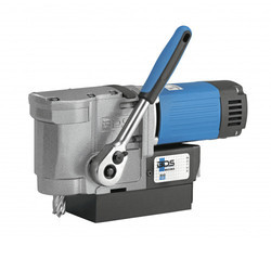 Compact Horizontal Magnetic Drilling Machine