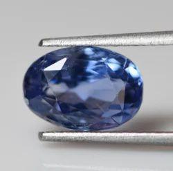 Natural Blue Sapphire - 3.82 Carat IGI Certified