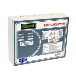 4 Zone Agni Fire Alarm Panel
