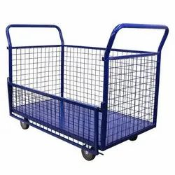 Side Support Cage Trolley