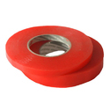 Double Side Red Polyester Tape