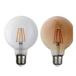 Glass 6W MFZ LED Filament Bulb