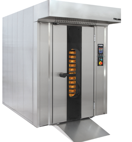 Three Phase Rotary Rack Ovens 2hp Rs 370000 Unit Rekha