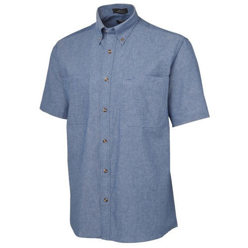 7bd3ba3c473 Men  s Cotton Casual Wear Plain Shirt