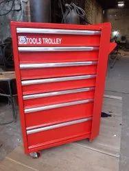 SEF Tool Trolley 7 Drawer