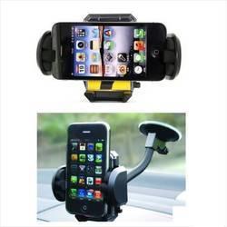 ROQ Flexible Neck Car Mobile Holder