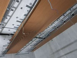 2 Wooden Ceiling
