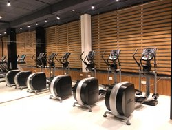 Commercial Fitness Setup Services