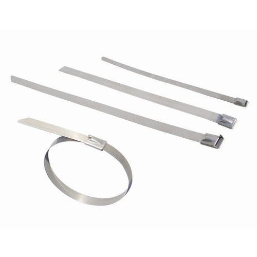 0df14a79117e Ball Lock Type SS Cable Tie, Packaging Size: 100 Pieces, Rs 9 /piece ...