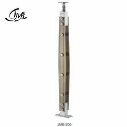 Stainless Steel Aluminum Pillar