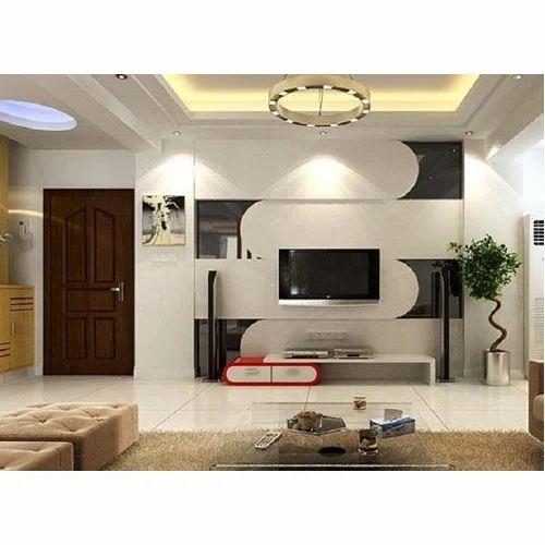 8fcaa014ed Modern Designer TV Unit, Rs 25000 /piece, Arkwood Decor Private ...