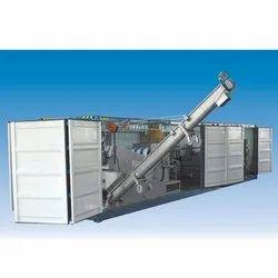 Mobile Sludge Dewatering Unit
