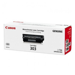 Canon 303 Monochrome Laser Toner Cartridge