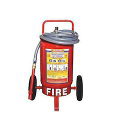 25 Kg Trolley Mounted Fire Extinguishers