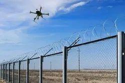 Perimeter Security Using Drone