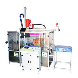 Pharma Plastic Bottle Bagging Machine