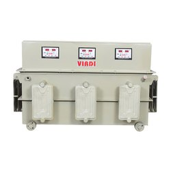 VIRDI Automatic Oil Cooled Servo Voltage Stabilizer, For Industrial
