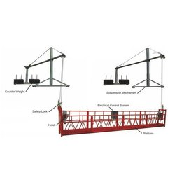 75 Mtrs. Suspended Platform