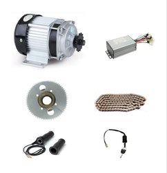 DC 48V 1500W BM1418ZXF Brushless Motor, DIY E-Tricycle For Medium And Heavy Load E-Tricycle ebike