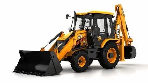 JCB 3DX XTRA ECOXCELLENCE Backhoe Loader, 76 hp, 7630 kg