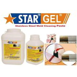Star Gel Stainless Steel Weld Cleaning Chemical