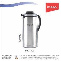 Thermosteel Flask (IFK 1300)