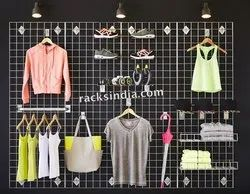 Display Grid Wall for Boutiques