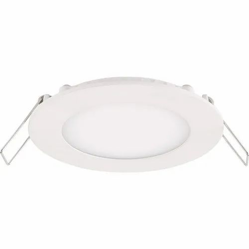 Cool White 5w Led Round Panel Light Rs