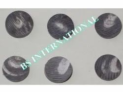 Natural Round Horn Blanks, Size/Dimension: 16 To 31 Mm