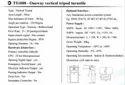 Tripod Trunstile TS1000