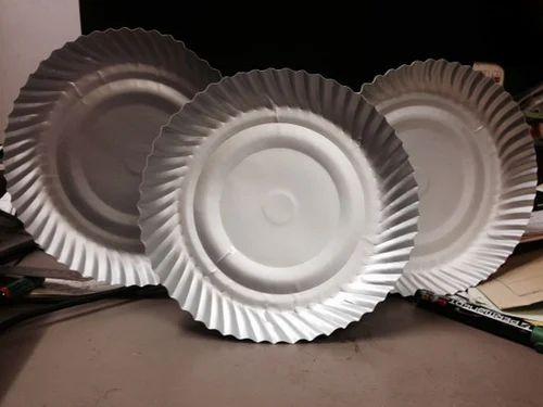 Paper Plates & Paper Plates | Shri Om Ji Paper Products | Manufacturer in Lashkar ...