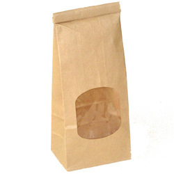 Paper pouch manufacturers suppliers wholesalers kraft paper tin tie bag malvernweather Choice Image