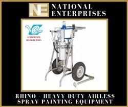 Rhino Heavy Duty Airless Spray Painting Equipment