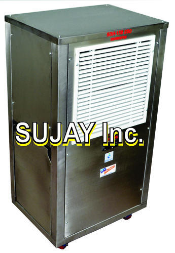 Sujay Stainless Steel Portable Dehumidifier, SDH-150SSD