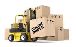 Courier Or Parcel Services Available With On Site Pickup