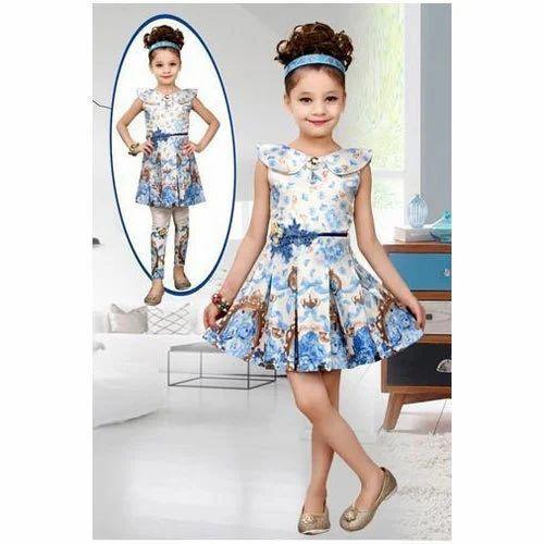 a91028c90 Kids Girl Top And Leggings Set - Kids Girls Designer Long Top With ...