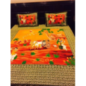 Rajasthani Print Bed Sheets