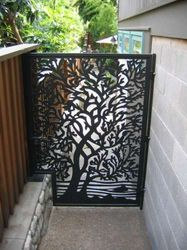 Laser Cut Door Panels