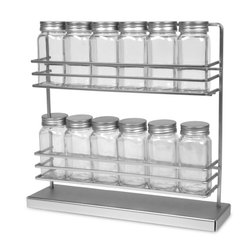 Two Tier Spice Rack