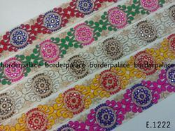 Fancy Sequence Lace E1222