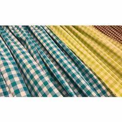 Check Checked Umbrella Fabric