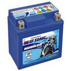 Bikes SF SONIC MOBIKER MK1440-TZ4, Capacity: 4ah, For 2 Wheelers