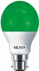 Green Colour LED Bulbs