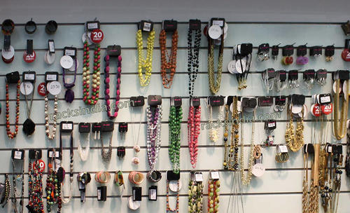 Jewelry Display Rack Display Wall For Fashion Jewellery Manufacturer From Mumbai