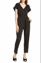 BCI cotton ladies Jumpsuits Manufacturer