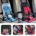 Adjustable Baby Car Cushion Seat With Safety Belt