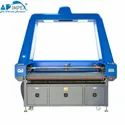 Wide Format Laser Cutting Machine for Flags, Banners, Soft Signange