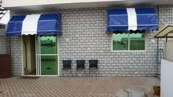 Basket Window Awning