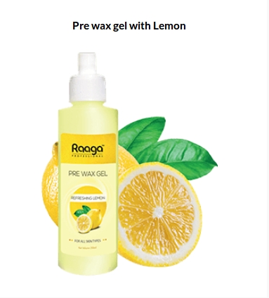 0599fbac18f Pre Wax Gel With Lemon, Cosmetics, Hair & Beauty Products ...