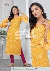 Womaniya 15 Exclusive Silk Kurti